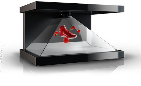 3D Hologramm hd3