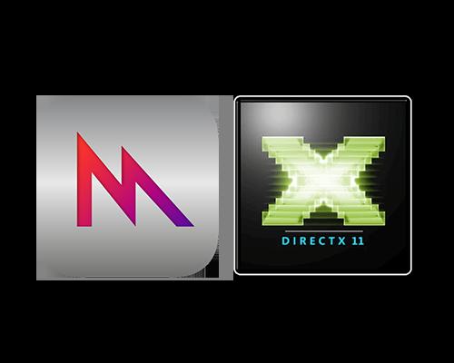 metal_directx_logo